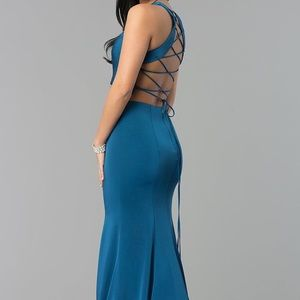 Wore it once for prom brand name prom dress